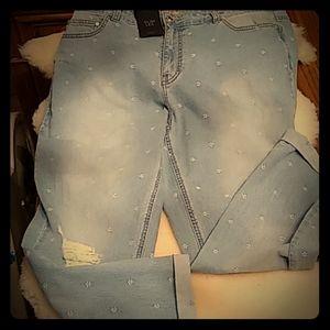 Love & Legend Denim Slim Leg Jeans